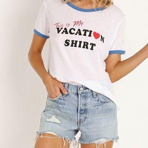 BNWT This is my Vaca Shirt by wild fox